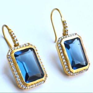 NWT authentic Julie Vos Clara Luxe Earring